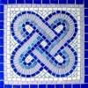 Solerno roman mosaic by Mosaic Artist, Sue Kershaw