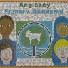 Anglesey Academy School, Burton upon Trent, Staffordshire embracing diversity mosaic
