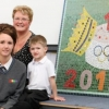 Asquith Primary School, Morley, West Yorkshire mosaic