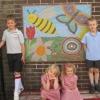 Netherton Primary School, Huddersfield, West Yorkshire mosaic