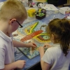 Wansbeck Primary School, Hull mosaic funded by Arts Council