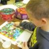 Action for Children mosaic