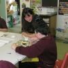 Northcott School, Hull mirror mosaic workshop