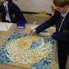 Endeavour High School, Hull mosaic in collaboration with Mind